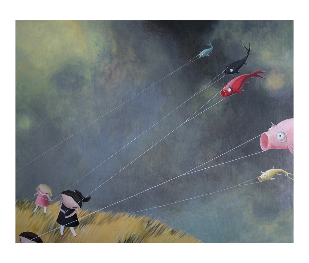 Sky Fishing - Emma Overman